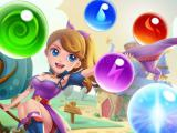 Play Bubble witch shooter magical saga
