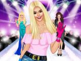 Play Top model dress up now