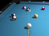 Play 3d billiard 8 ball pool now