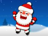 Play Angry santa claus now