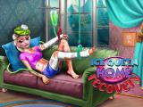 Play Ice queen home recovery now