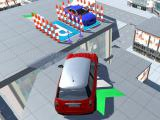 Play Xtreme sky car parking now