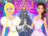 Play Wedding dress up bride now
