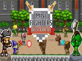 Play Mini fighters : quest & battle now