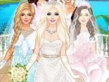Play My perfect bride wedding dress up now