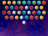 Play Planet bubble shooter