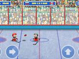 Play Puppet hockey battle now