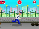 Play Police runner now