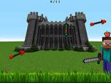 Play Mineblox apple shooter