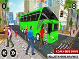 Play Euro coach bus city extreme driver