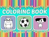 Play Coloring book for kids education