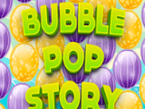 Play Bubble pop story now