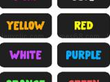 Play Color word now