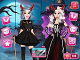 Play Spooky princess social media adventure now