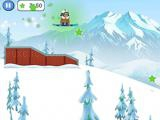 Play Super snowboarder now