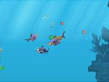 Play Hungry shark arena now