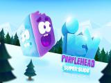 Play Icy purple head 3. super slide now