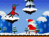 Play Santa christmas run now