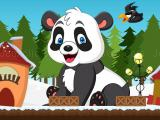 Play Christmas panda adventure now
